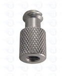 10-32 to female luer metal fitting AD931-26MFS