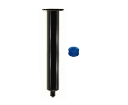 55cc Syringe Barrel with blue easy flow piston