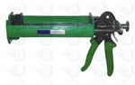 Handheld manual dual cartridge gun 750ml x 75ml