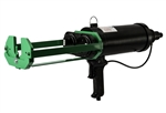 Handheld pneumatic dual cartridge gun 300ml 1:1 and 2:1 ratios