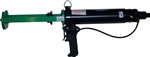 Handheld pneumatic dual cartridge gun 600ml 1:1 and 2:1 ratios