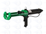 Handheld pneumatic dual cartridge gun 600ml 1:1 and 2:1 ratios. 300ml x 300ml; 300ml x 150ml; 300ml x 75ml