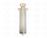 50cc Luer Lock Manual Syringe Assembly