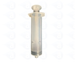 60cc Luer Lock Manual Syringe Assembly