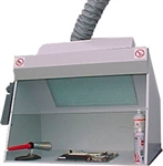 T660H-D Cabinet Fume Extraction System