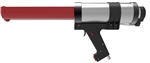 Handheld pneumatic dual cartridge gun 600ml 1:1 ratio TS488-X