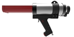 Handheld pneumatic dual cartridge gun 600ml 1:1 ratio TS488-XM