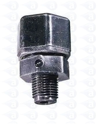 "1/4"" NPT to 1/4"" compression straight fitting TSD1002-19"