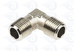 "1/4"" NPT to 1/4"" NPT male elbow TSD918-99B"