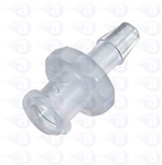 "1/8"" barb to female luer plastic fitting"