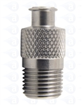 "1/8-27"" NPT to female luer TSD931-1827S"