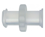Female to female luer plastic fitting