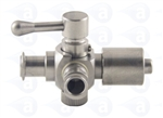 3 way luer stopcock TSD931-6011SS metal fitting