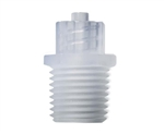 "1/8"" to male luer plastic TSD931-62"