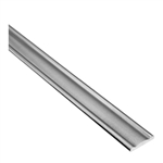 "Rail Solid 1-11/16"" X 1/4""  143-11/16""L"
