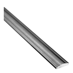 "Rail Solid 2"" X 9/16""  10' L"