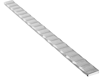 "Rail Stainless Solid 1-1/8"" x 5/16"" and 118"" L"