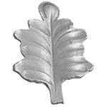 "LEAF FORGED ALUM 2-3/8"" X 3-3/4"""