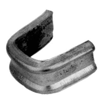 "Collar Clip 4 Bars Of 1/2"" X 1/4"""