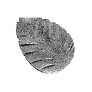 "Leaf 5/64"" Matl 1-1/4"" X 1/3/4"" For Art 60/1"