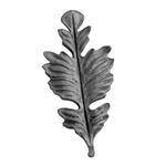 "Leaf Forged 5/32"" Matl 4-5/16"" X 9-1/16"""