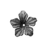 "Flower Forged 3-1/8"" X 3-1/8"" 5/32"" Matl"
