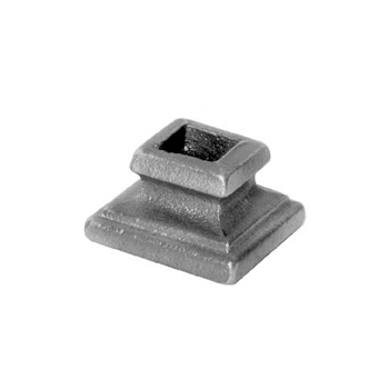 "Cast Iron Bushing 5/8"" Sq. 1-7/8"" X 1-3/16"""