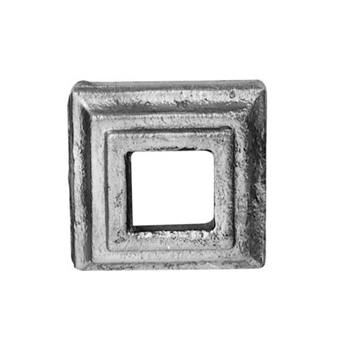 "Shoe 5/8"" Sq Hole 1-1/2"" Sq (Shoe 58)"