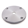 "INOX Anchorage 3 47/64"" Dia., 4 Holes w/ 15/64"" Dia. (Aluminium)"