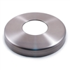 "Stainless Steel Flange Canopy 4-9/64"" DIA x 1-11/16"" DIA Hole x 19/32"" H"
