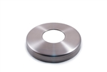 "Stainless Steel Flange Canopy 4-9/64"" DIA x 1-23/64"" DIA Hole x 19/32"" H"
