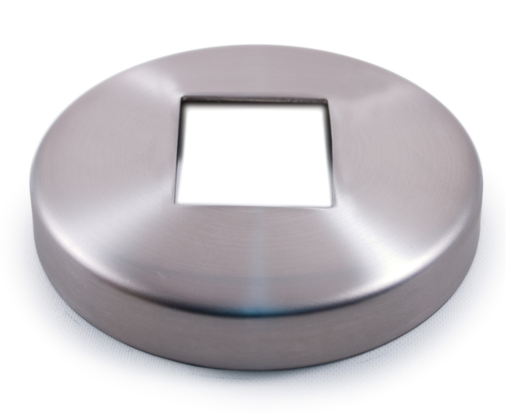 Stainless Steel Flange For Square Tube Flange Cover
