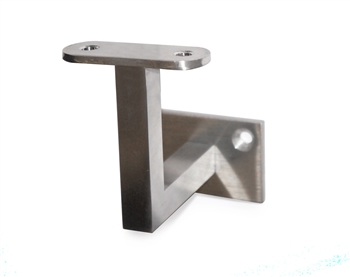 Stainless Steel Handrail Support for Wall Mount