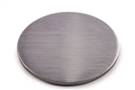 "Stainless Steel Disc 3 15/16"" Dia. x 5/32"" Flat"