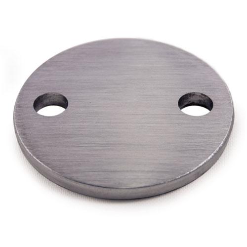 ".063/"" 1//16/"" Steel Plate Round Circle Disc 2/'/' Diameter A36 Steel"