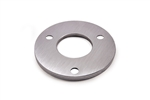 "Stainless Steel Disc 3 15/16"" Dia. x 15/64"", Ext Holes 1/8"" x 11/32"" Dia., Int Hole 5/8"" Dia"