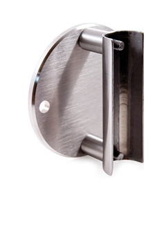 "Stainless Steel Lateral Anchorage for 1 2/3"" x 5/64"" tube"