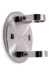 "Stainless Steel Lateral Anchorage for 1 7/8"" x 5/64"" tube"