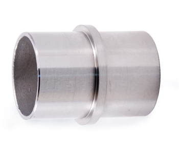 "Stainless Steel Fitting Connector for Tube 1 7/8"" Dia. x 5/64"""