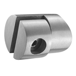 "316 Stainless Steel Sheet Holder for Tube 1 2/3"" D"