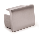 "316 Stainless Steel Cap for Rectangular Tube 1-9/16"" x 1 3/16"""