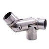 Stainless Steel Multiple Joint, Pivotable Fitting