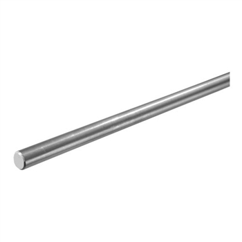 "316 Stainless Steel Round Bar 1/2"" Dia. x 9' 10"""