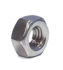 Stainless Steel Nut For Wire Rope Terminal M6 (right)
