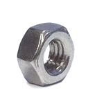 Stainless Steel Nut For Wire Rope Terminal M6 (left)