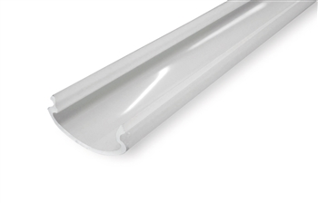 LED Cover for Slotted Tube