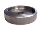 "Stainless Steel Spacer Flange for 1 1/3"" Dia. tube"