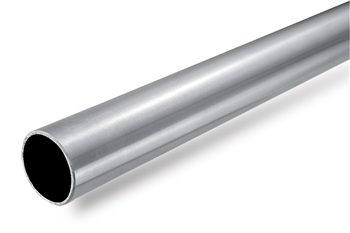 "Stainless Steel Tube 1/2"" x 118"""