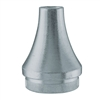 Galvanized Steel End Cap Decorative Semispherical