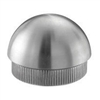 Galvanized Steel End Cap Semispherical For Tube 1